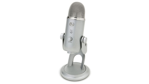 desktop microphones Blue Yeti-Yeti Pro