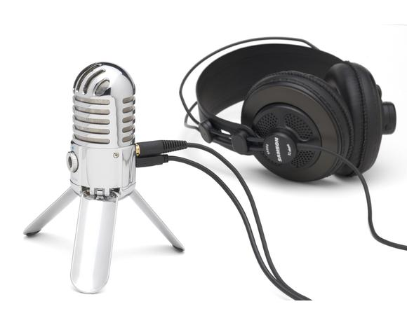 desktop microphones Meteor_Mic_Headphones-display
