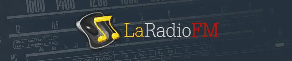 LaRadioFM logo