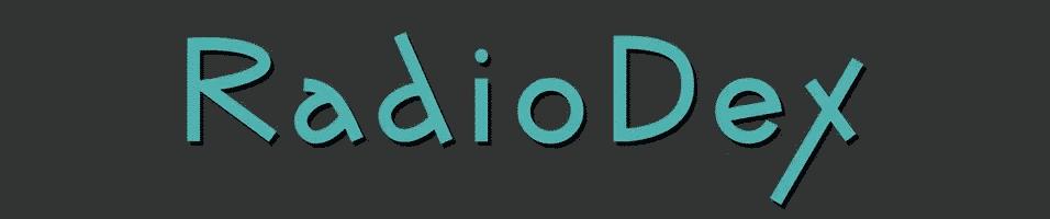 RadioDex logo